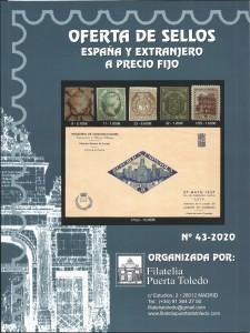 Catálogo Sellos nº43